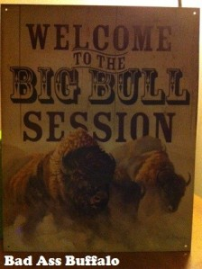Big Bull Session