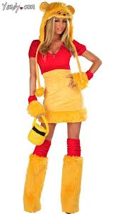 Winnie girl costume
